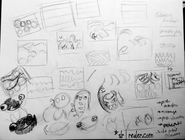 monsterparty_sketches2