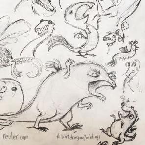 tinydragon_sketches