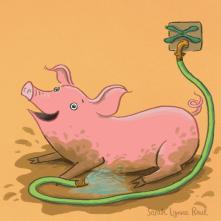 SarahLynneReul_Farm_PigHappy_slr
