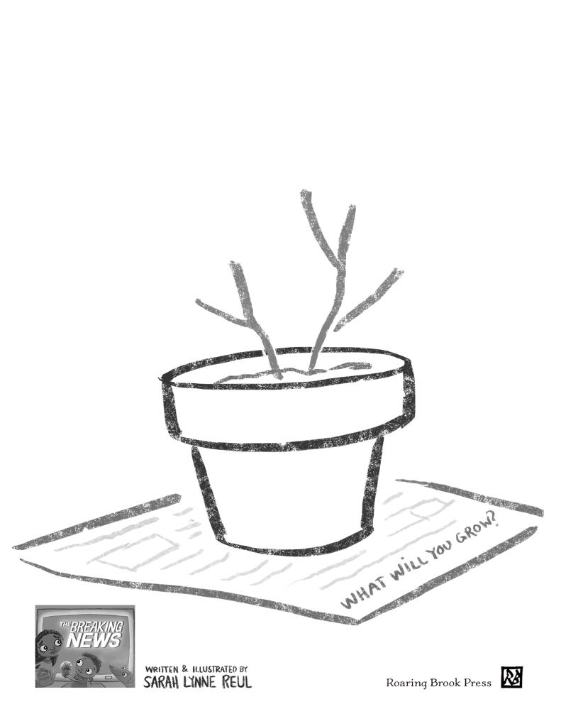 flowerpot handout